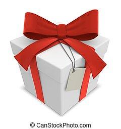 Vector Gift Box.