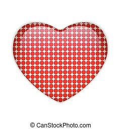 Vector - Glass Heart Textures