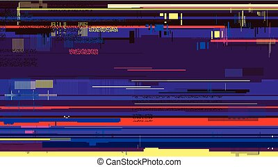 Vector glitch background corrupted image vector file, Digital backdrop