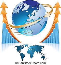 vector, globale zaak
