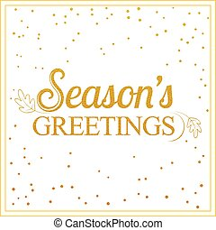 Seasons greetings vector background for holidays seasons vector vector gold seasons greetings card designntage card for holidays m4hsunfo Image collections