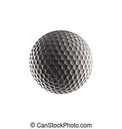 vector golf ball