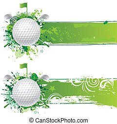 golf - vector golf design element