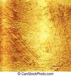 vector, goud, achtergrond, textured