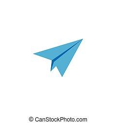 vector, grafisch, schaaf, papier, ontwerp, mal, pictogram