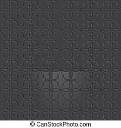 Vector gray or black background with pattern and light source