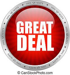 Vector great deal