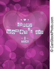 8 march - woman's day