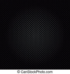 Vector grid seamless background