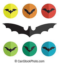 Vector group of bat