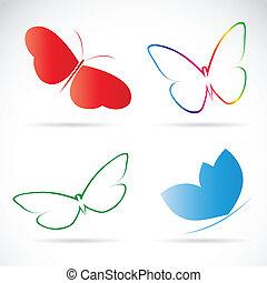 Vector group of butterflies