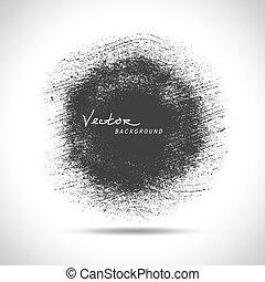 Vector grunge background. hand drawn.