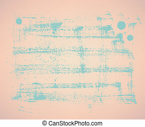 Vector grunge background. Pastel colors
