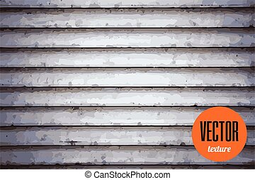 Vector grunge metal texture old plate background