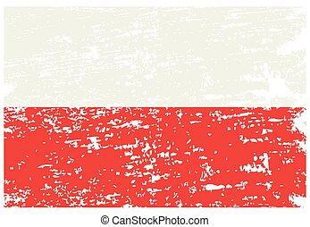 vector grunge styled flag of austria Grunge Flag of Austria. Austria flag with grunge texture. Vector illustration