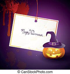 Vector Halloween Design