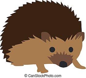 hedgehog - vector hedgehog