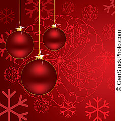 holiday decoration - vector holiday decoration