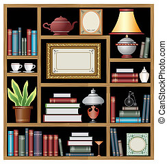 Vector Household - The set of vector elements of domestic...