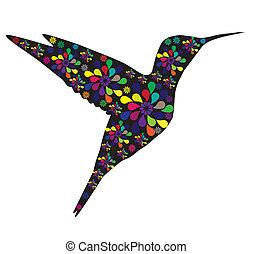 hummingbird - vector hummingbird