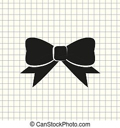 Vector icon butterfly