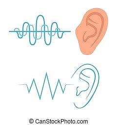 ear listen sound