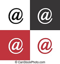 vector icon Mail