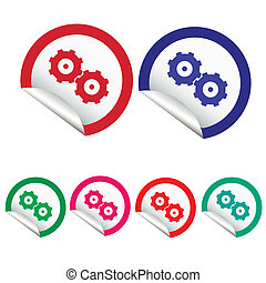 Vector icon mechanism