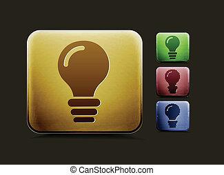 idea icon set