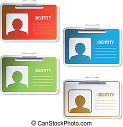 Vector identity tag