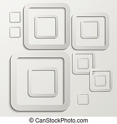 Vector illustration background with squares
