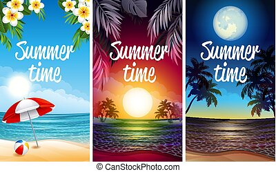 beach party banner