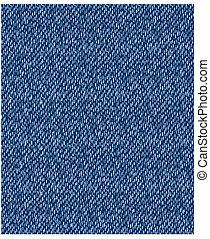 jeans - vector illustration - blue jeans seamless pattern
