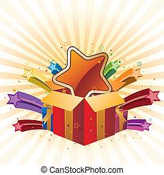 vector illustration-celebration bac