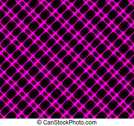 Vector illustration color abstract glowing background