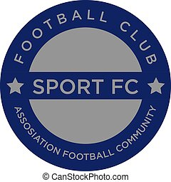 vector illustration design emblem sport logo