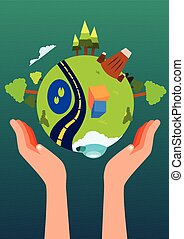 Save world save life