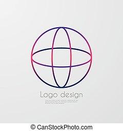 Vector illustration letter logo o