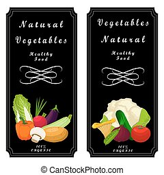 logo vegetables
