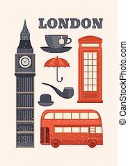 Vector illustration London