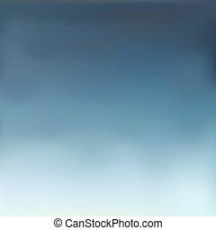 Vector illustration of a dark sky.