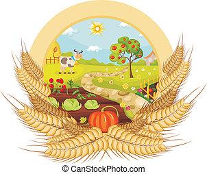 farm card