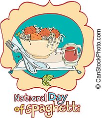 national day of spaghetti