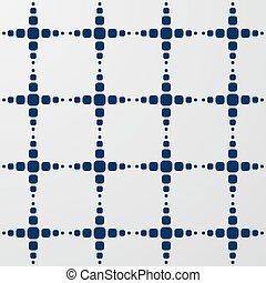 Vector illustration of a seamless pattern squares.