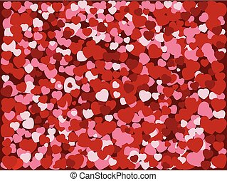 Vector Illustration of a Valentines
