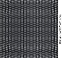 vector illustration of a wire metal texture