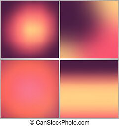 Vector illustration of abstract background mesh