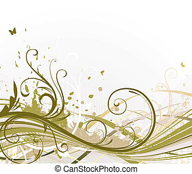 abstract background - Vector illustration of abstract...