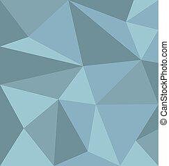 geometric triangles background