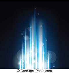 Abstract Rays Background